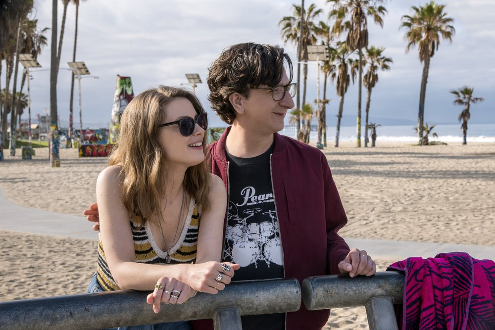 No More Parties in LA: Gillian Jacobs (Mickey) and Paul Rust (Gus) in Netflix's  Love