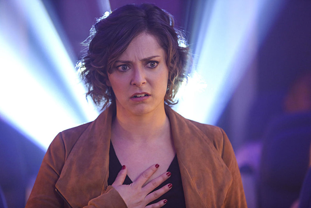 She Found Love in a Hopeless Place: Rachel Bloom (Rebecca) in Netflix's  Crazy Ex-Girlfriend