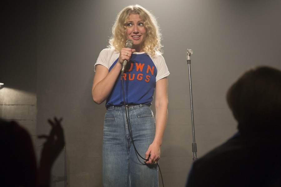 The Joke's On You: Ari Graynor (Cassie) in Stan's  I'm Dying Up Here