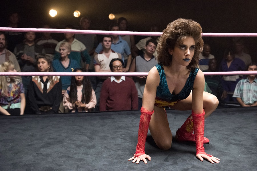 Learning the Ropes: Alison Brie (Ruth Wilder) in Netflix's  Glow