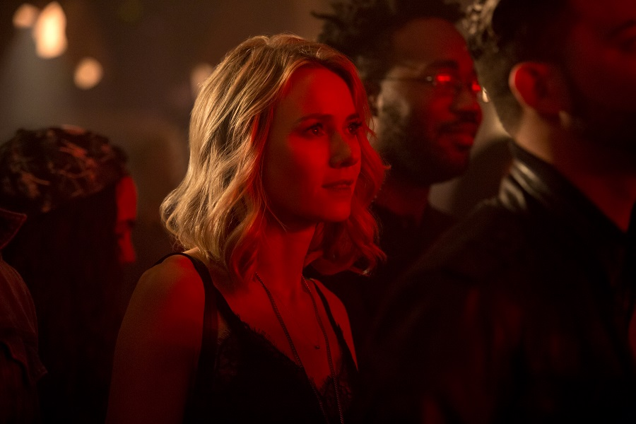The Woman in Red: Naomi Watts (Jean Holloway) in Netflix's  Gypsy