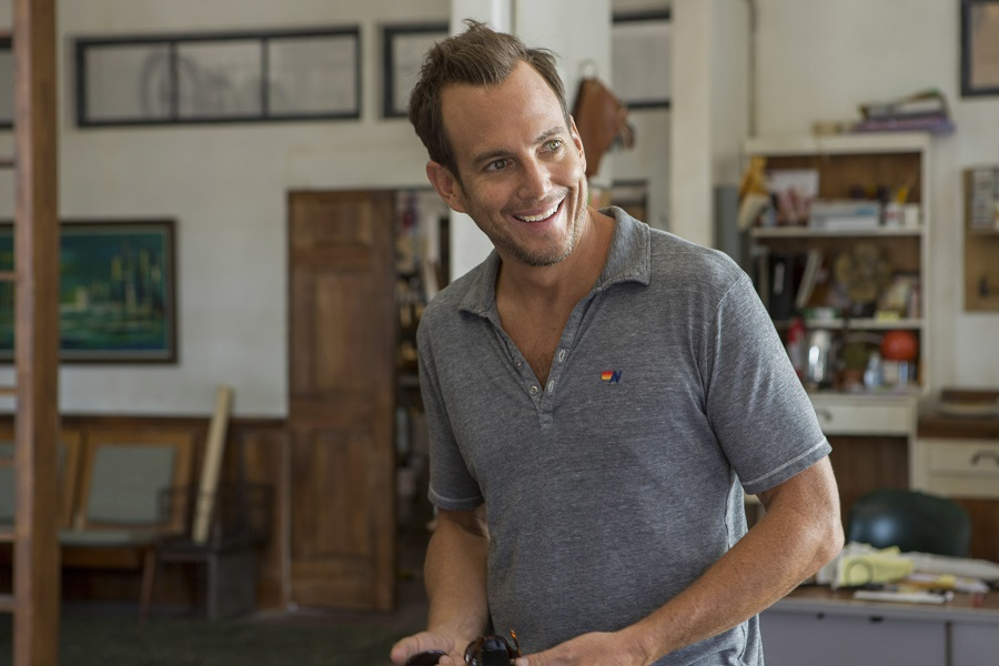 California Dreaming: Will Arnett (Chip) in Netflix's  Flaked