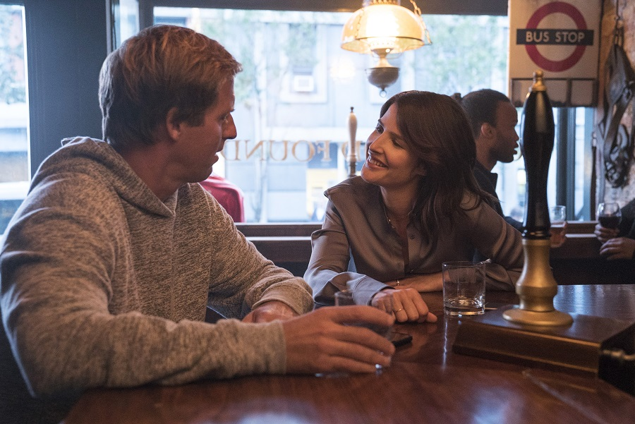Afternoon Delight: Nat Faxon (Nick) and Cobie Smulders (Lisa) in Netflix's  Friends From College