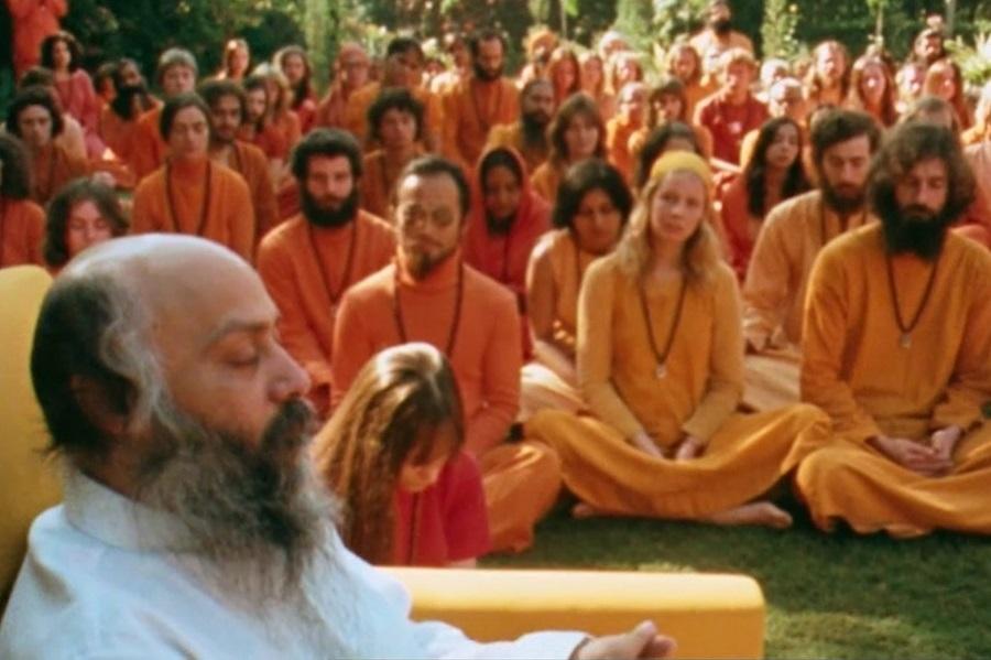 Orange Crush: The Bhagwan and his devoted followers in Netflix's  Wild Wild Country