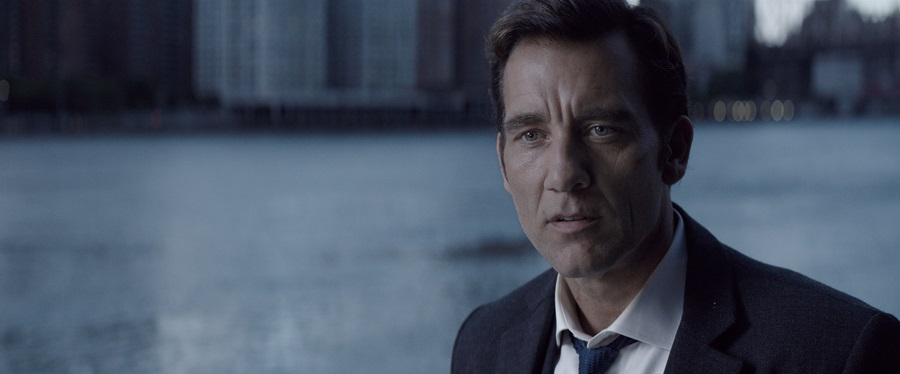 Knowing Me, Knowing You: Clive Owen (Sal Frieland) in Netflix's  Anon