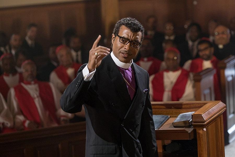 True Faith: Chiwetel Ejiofor (Carlton Pearson) in Netflix's  Come Sunday