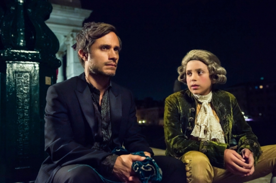 Mock Me Amadeus: Gael Garcia Bernal's Rodrigo plus his subconscious in Stan's  Mozart in the Jungle