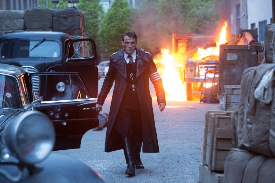 The Stinging Sixties: Rufus Sewell as SS Obergruppenfuhrer John Smith in Amazon's  The Man in the High Castle