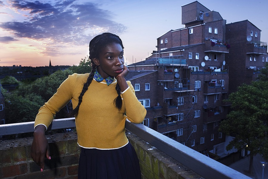 London Calling: Michaela Coel as Tracey in Netflix's  Chewing Gum
