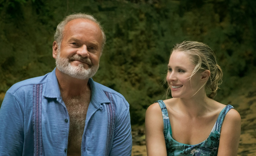 Cruise Control: Kelsey Grammer (Harry) and Kristen Bell (Rachel) in  Like Father