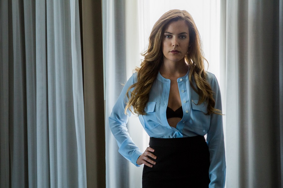 Transaction Declined: Riley Keough (Christine Reade) in Stan's  The Girlfriend Experience