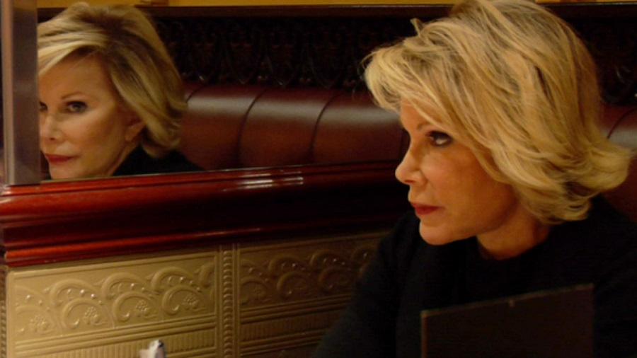 Funny Lady: Joan Rivers in the documentary  Joan Rivers: A Piece of Work