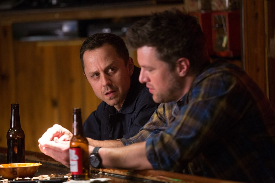Trading Places: Giovanni Ribisi (Marius) and Shane McRae (Taylor) in Amazon's  Sneaky Pete