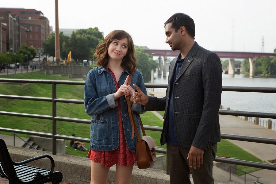 Just One More Episode: Noel Wells (Rachel) and Aziz Ansari (Dev) in Netflix's  Master of None