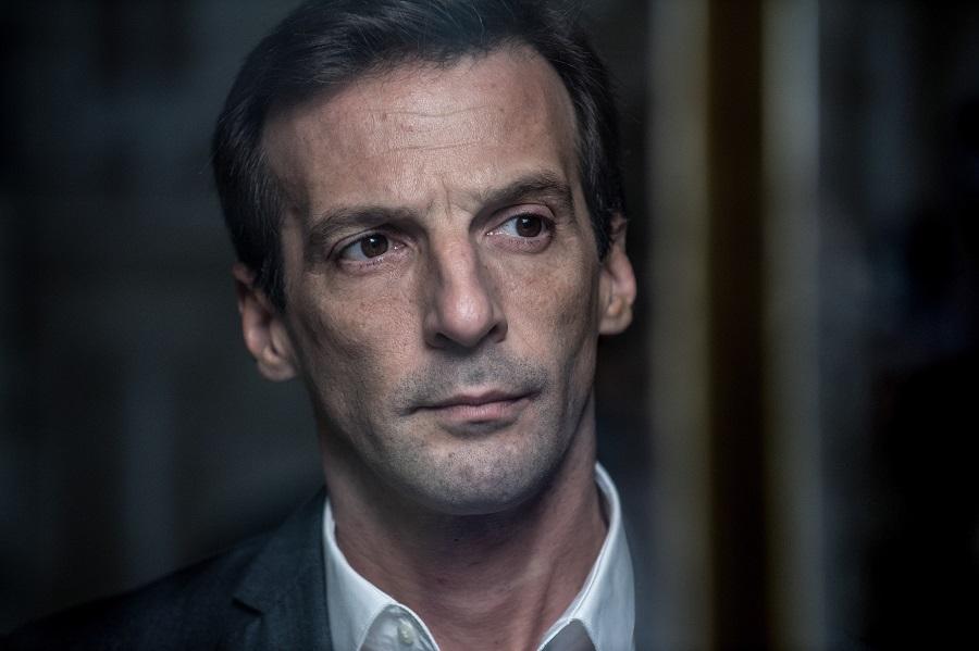 Identity Crisis: Mathieu Kassovitz (Guillaume Debailly) in  The Bureau