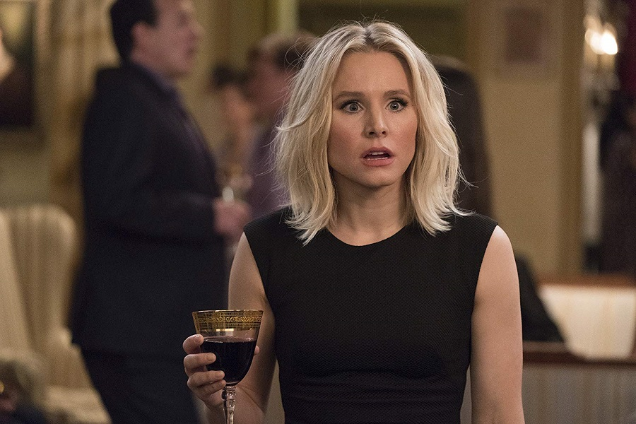 Heaven Sent: Kristen Bell (Eleanor) in  The Good Place