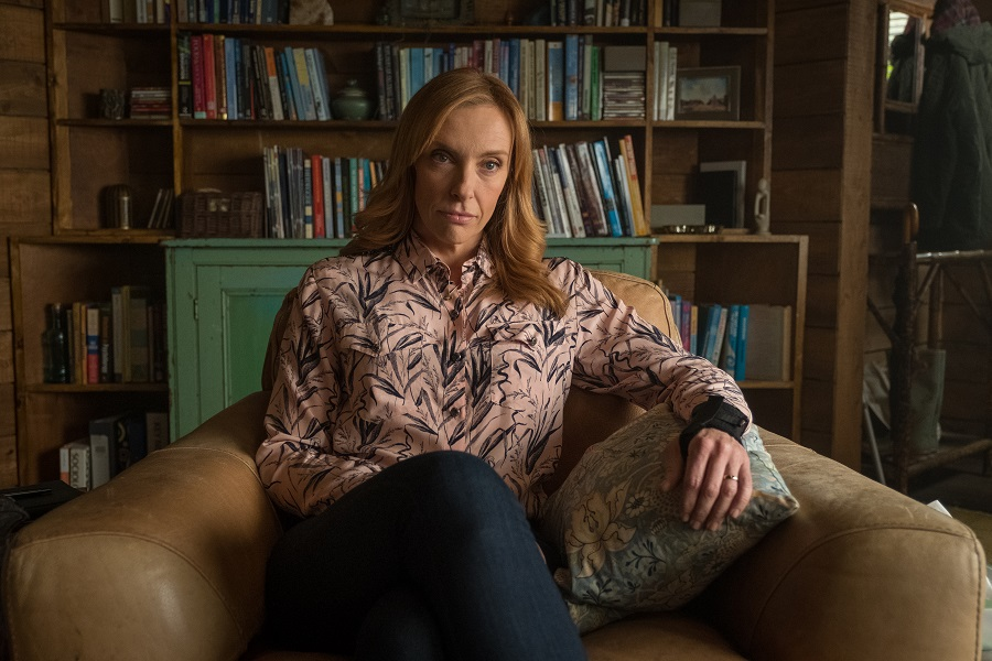 Lady in Waiting: Toni Collette (Joy Richards) in  Wanderlust