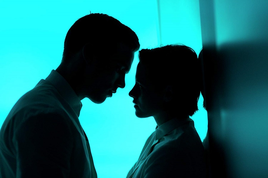 What We Do in the Shadows: Nicholas Hoult (Silas) and Kristen Stewart (Nia) in  Equals