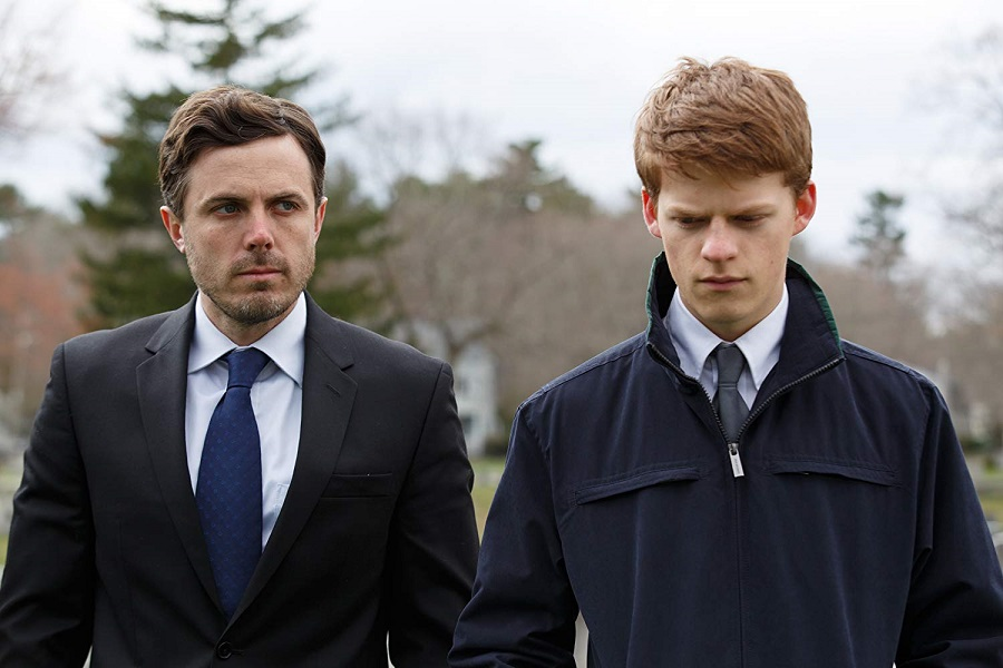 Time Trial: Casey Affleck (Lee) and Lucas Hedges (Patrick) in  Manchester by the Sea