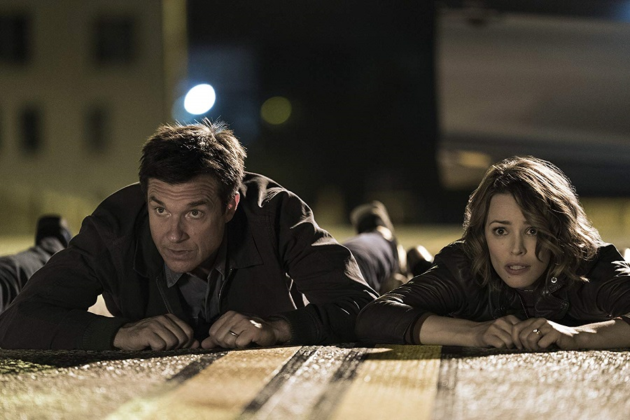 Flat Out: Jason Bateman (Max) and Rachel McAdams (Annie) in  Game Night