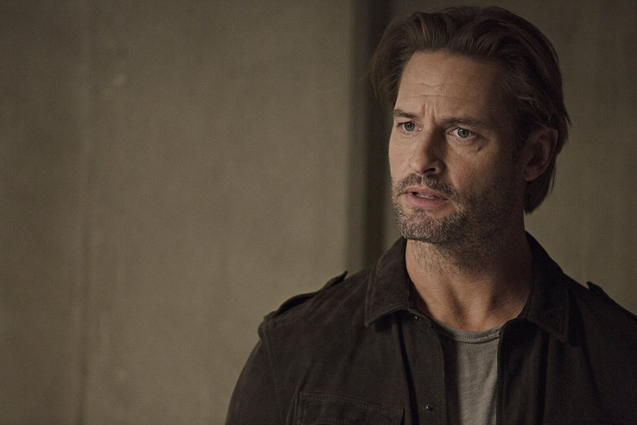 City of Angles: Josh Holloway (Will Bowman) in  Colony