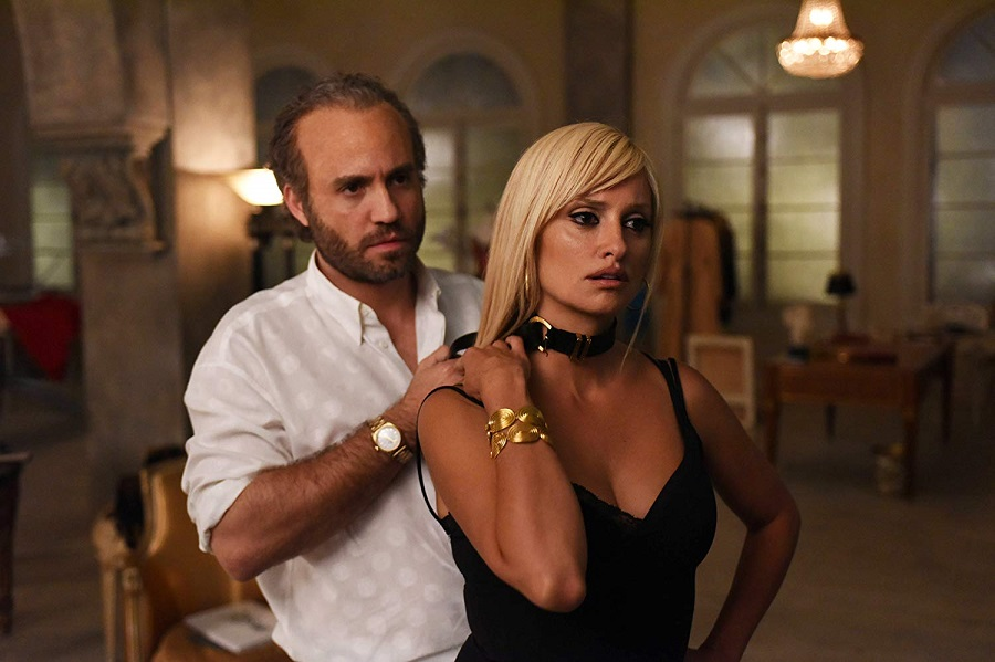 Grand Designs: Edgar Ramirez (Gianni Versace) and Penelope Cruz (Donatella Versace)