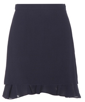 Flared Mini Skirt by Carven