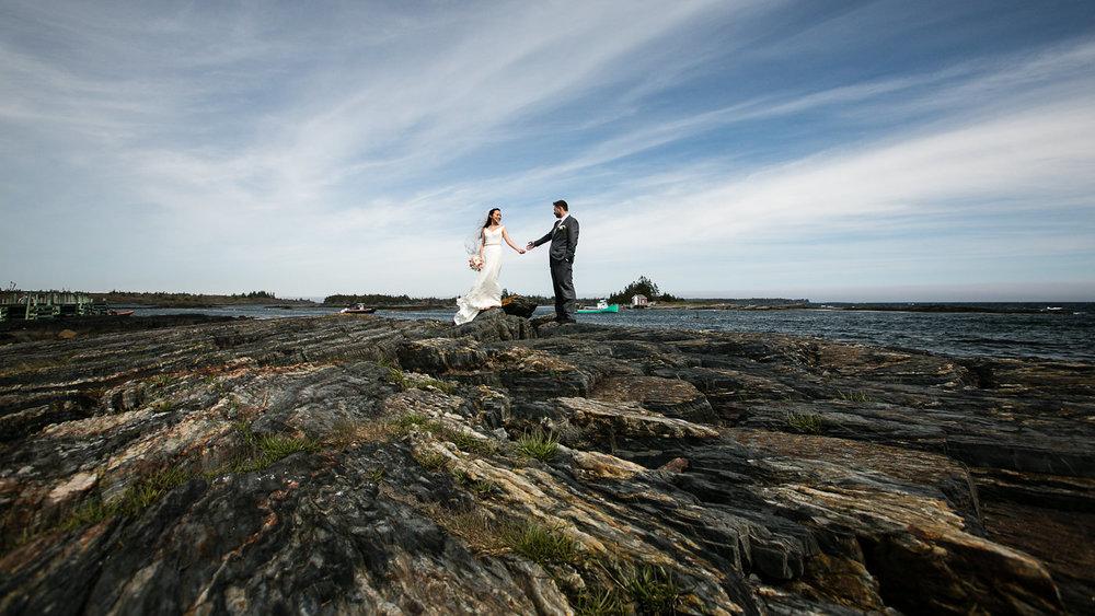 weddings from coast to coast