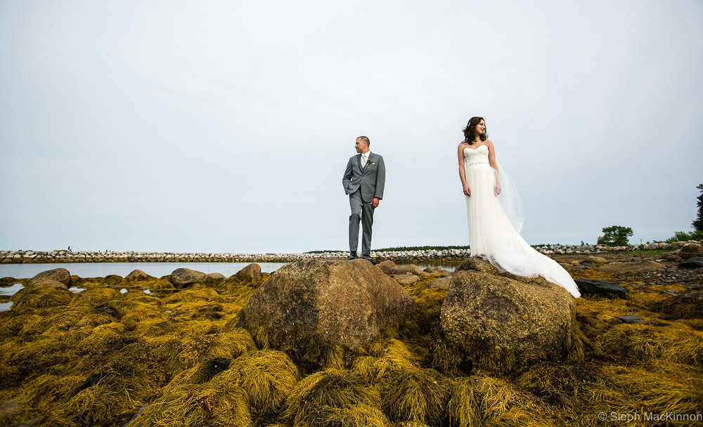 ATLANTICA OAK ISLAND WEDDING