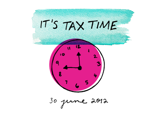 It's Tax Time