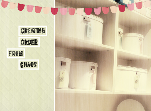 Creating Order from Chaos