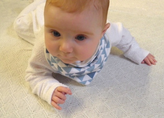 Penny Eager - Pocket Carnival Baby Bib