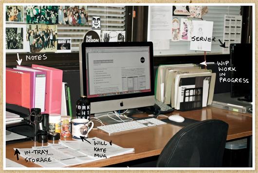 Renee Rogers Desk