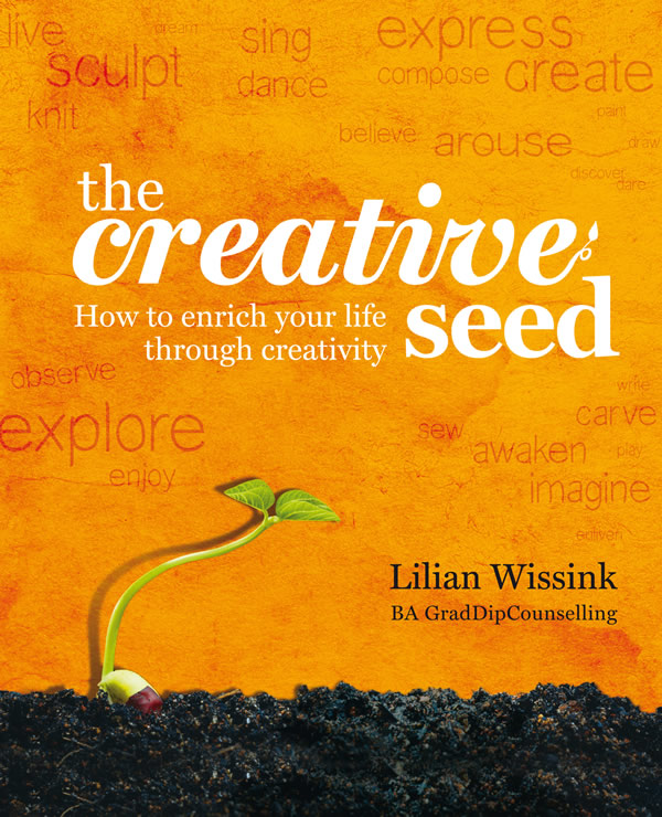 Creative Seed Front Cover