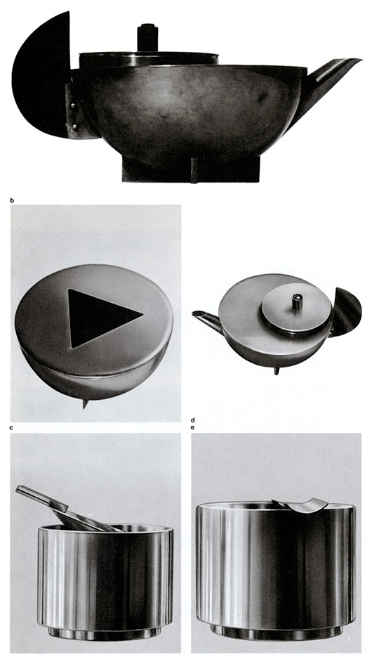Brandt-Tea-Pot-and-Ashtrays-1924