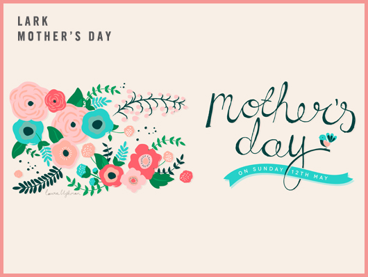 Typography Mother's Day