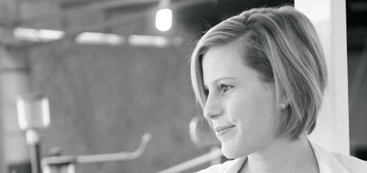 Alischa Herrmann of Bespoke Letterpress