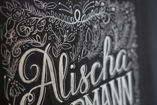 Chalk-detail