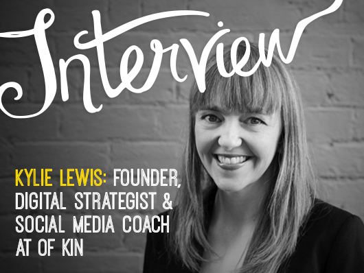 Interview Kylie Lewis