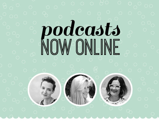 new-podcasts-now-online