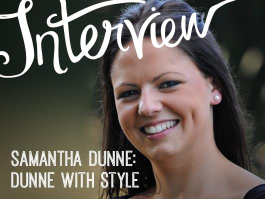 Interview Samantha Dunne