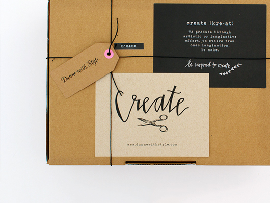 Create Box 1