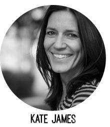 Kate James