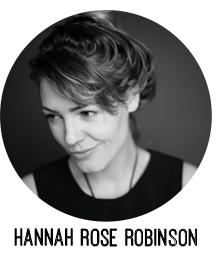 Hannah Rose Robinson