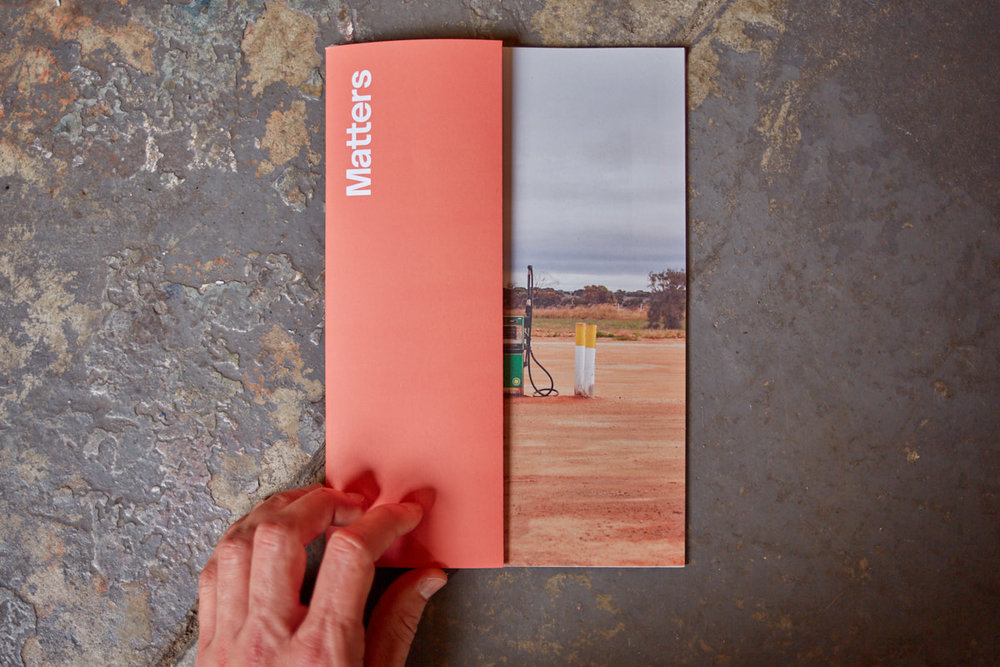Mini Matters: a  'teaser' mini print publication