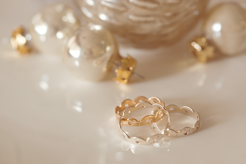 Jewellery by  Christina Lowry . Photo credit:  Trudi Le Brese Photography
