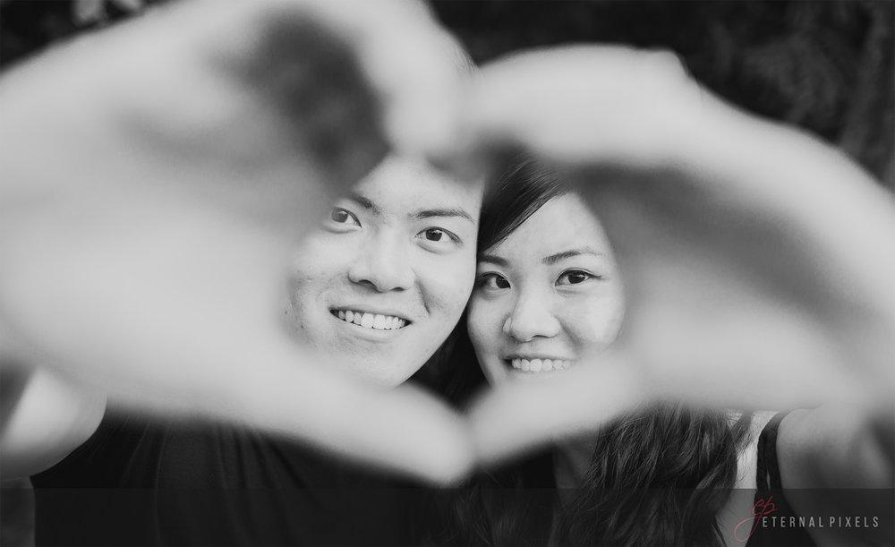 Raynard & Hui Wen