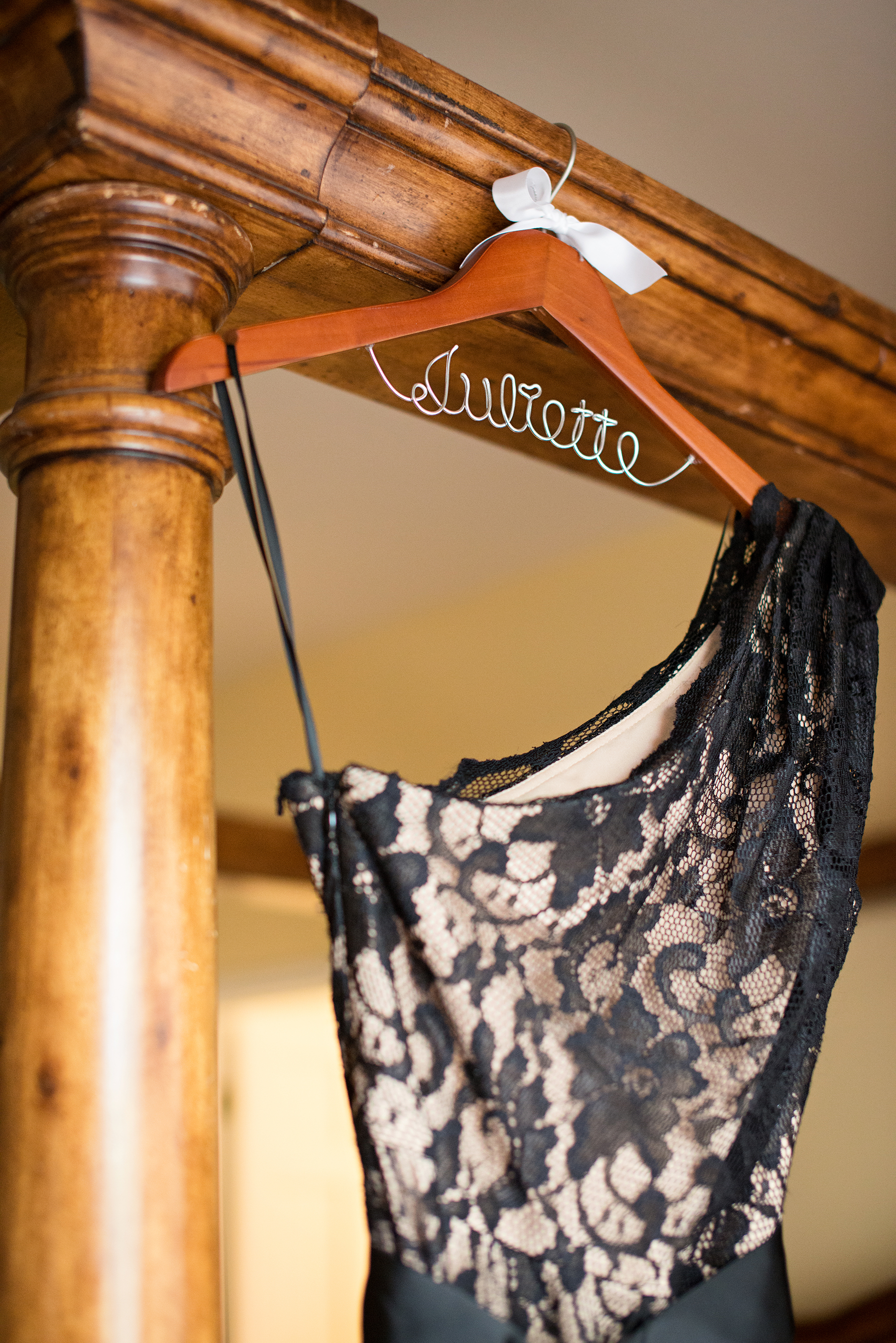 bridal suite custom hanger
