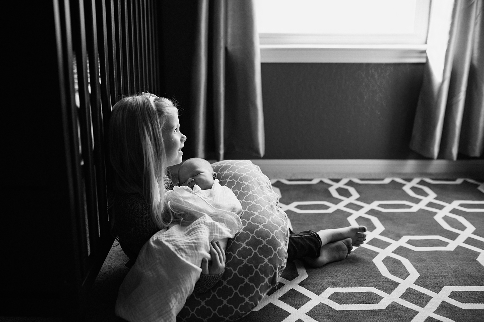 Austin Newborn Lifestyle Pictures