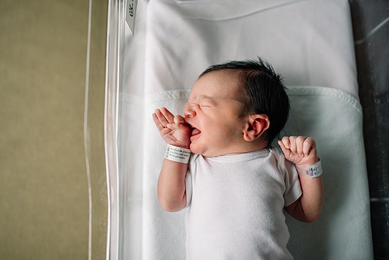 Austin Hospital Newborn Pictures